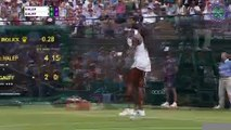 Wimbledon : Halep stoppe la prodige Gauff
