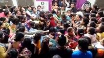 Panique dans ce train réservé aux femmes en Inde