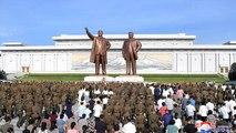 La Corée du Nord se fige pour les 25 ans de la mort de son fondateur