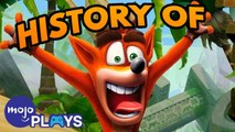 The Complete History of Crash Bandicoot