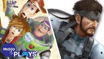 The Biggest Video Game Crossovers Ever