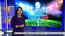Deportes teleSUR: Brasil campeón de la Copa América 2019