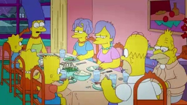 The Simpsons Season 22 Episode 20 Homer Scissorhands