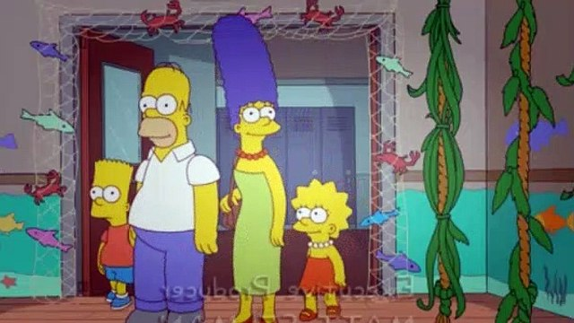 The Simpsons Season 23 Episode 2 Bart Stops to Smell the Roosevelts