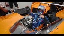 McLaren, Carlos Sainz y Lando Norris disfrutan en Goodwood