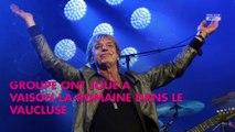 """Renaud """"en forme"""", Jean-Louis Aubert donne des nouvelles du chanteur"""