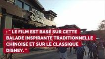 Mulan : le film Disney sera-t-il fidèle au dessin animé ?