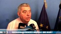 Circulation différenciée à Marseille : le Préfet dresse le bilan