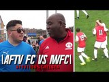 AFTV FC V Imperial Wharf    Arsenal & Chelsea Fan Grudge Match! (Commentary by Terry)