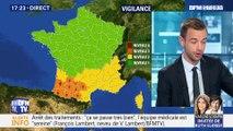 Orages: le sud-ouest menacé