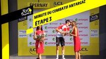 La minute du combatif Antargaz - Étape 3 - Tour de France 2019