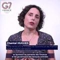 G7 Finances à Chantilly :  les 17 et 18 juillet 2019