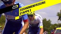 Zusammenfassung - Etappe 3 - Tour de France 2019