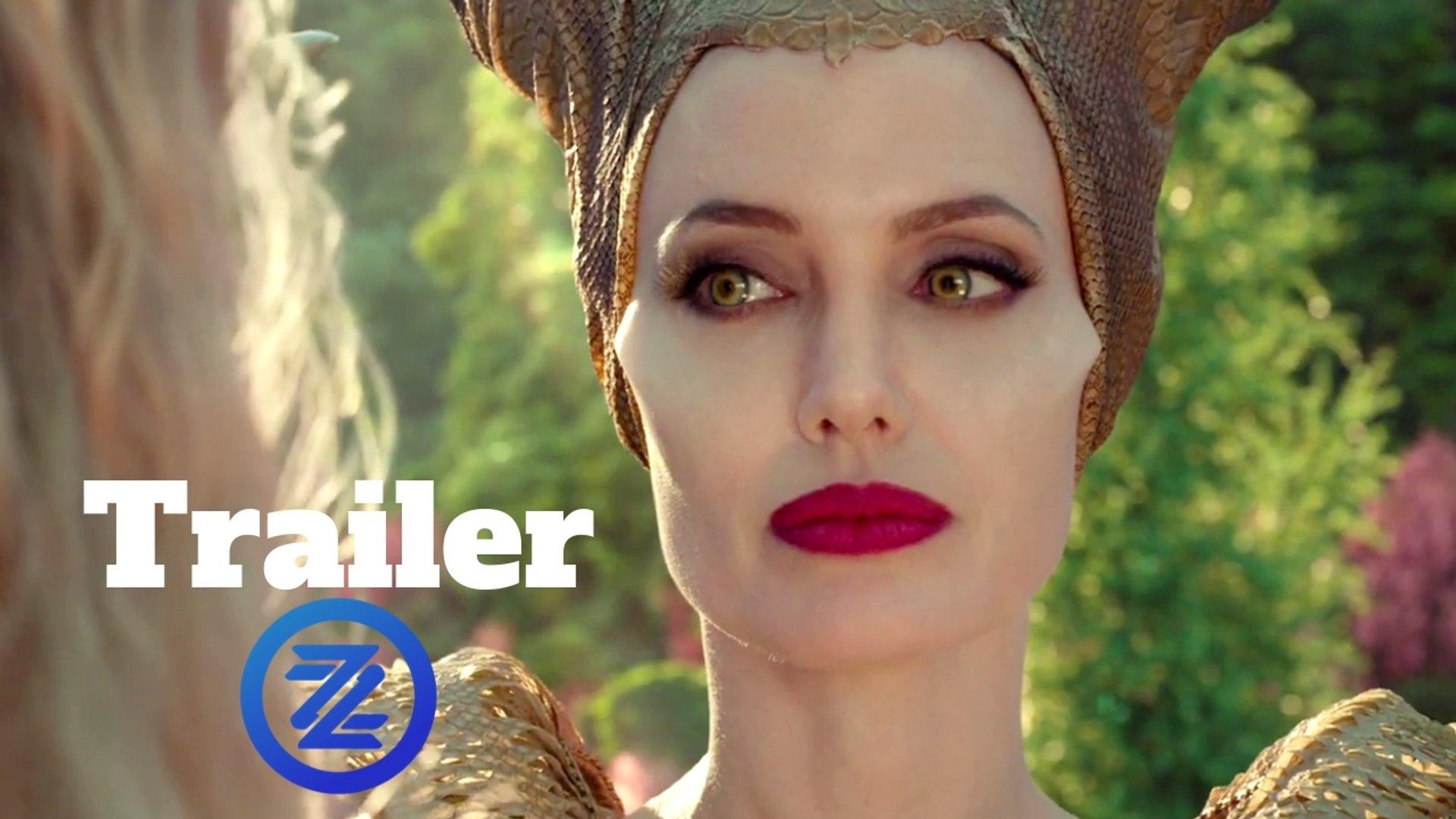 Maleficent Mistress Of Evil Trailer 1 2019 Angelina Jolie Elle Fanning Adventure Movie Hd