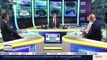 Le Club de la Bourse: Véronique Riches-Flores, Cédric Besson, Franck Dixmier et Jean-Louis Cussac - 08/07