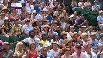 Wimbledon : Konta prend la mesure de Kvitova