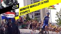La minute Maillot à pois Leclerc - Étape 3 - Tour de France 2019