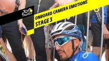 Onboard camera Emotions - Étape 3 / Stage 3 - Tour de France 2019