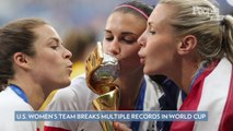 From Most Goals to Most Wins: Here Are the Records the U.S. National Team Broke During World Cup