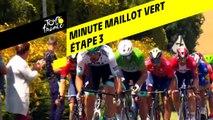 La minute Maillot Vert ŠKODA - Étape 3 - Tour de France 2019