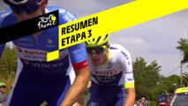 Resumen - Etapa 3 - Tour de France 2019