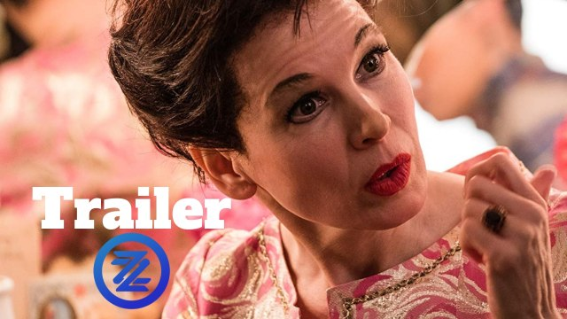 Judy Trailer #2 (2019) Jessie Buckley, Renée Zellweger Drama Movie HD