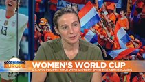 Women's World Cup impact and legacy even better than expected