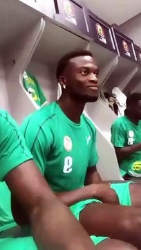 Mbaye Niang danse le Mbalakh mieux que...