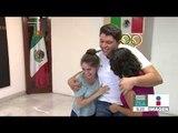 Él es Jorge Orozco, abanderado de México en Juegos Panamericanos | Noticias con Francisco Zea