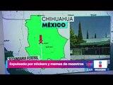 Expulsan a estudiante por hacer memes de sus maestros en Chihuahua | Noticias con Yuriria Sierra