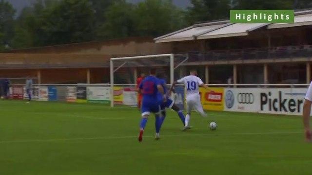1-1 Fran Sol Goal (pen.) - Olympiakos Piraeus 1-1 Dynamo Kyiv - 08.07.2019
