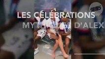 Les célébrations mythiques d'Alex Morgan  vous allez tomber amoureux !