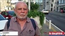 La réaction de Guy Fajeau, de Chambéry Cap à gauche (opposition)