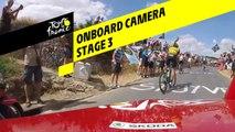 Onboard camera - Étape 3 / Stage 3 - Tour de France 2019