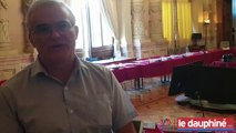 La réaction de Michel Dantin, maire de Chambéry