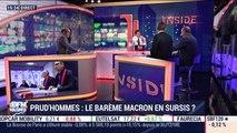 Les insiders (1/2): Le barème Macron en sursis ? - 08/07