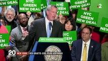 """""""Coupez vos émissions de gaz à effet de serre, sinon..."""" : à New York, les gratte-ciel polluants seront bientôt sanctionnés"""