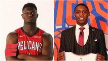 Hoop Streams: Previewing Zion vs. RJ Barrett at NBA Summer League