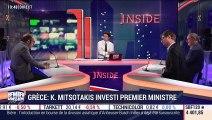 Les insiders (2/2): K. Mitsotákis investi Premier ministre en Grèce - 08/07