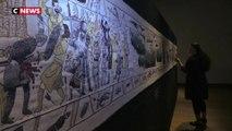 Game of Thrones : l'intégralité de la série résumée sur... une tapisserie géante