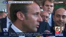 Grand Angle - Municipales: à Lyon, Marseille et Paris, Macron va devoir jouer les arbitres