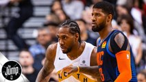 LeBron-Anthony Davis or Kawhi-Paul George_ Who is the better duo for the next 2 years _ The Jump