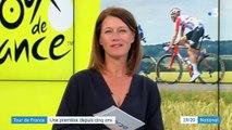 Tour de France : Julian Alaphilippe a tenu sa promesse