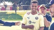 Liga MX: Gio ya entrenó con América