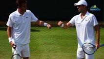 """Wimbledon 2019 - Edouard Roger-Vasselin : """"Nicolas Mahut a vomi toute la nuit... c'est un miracle d'avoir battu les Bryan"""""""