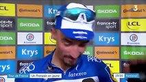 Tour de France : Julian Alaphilippe s'adjuge la 3e étape et le maillot jaune