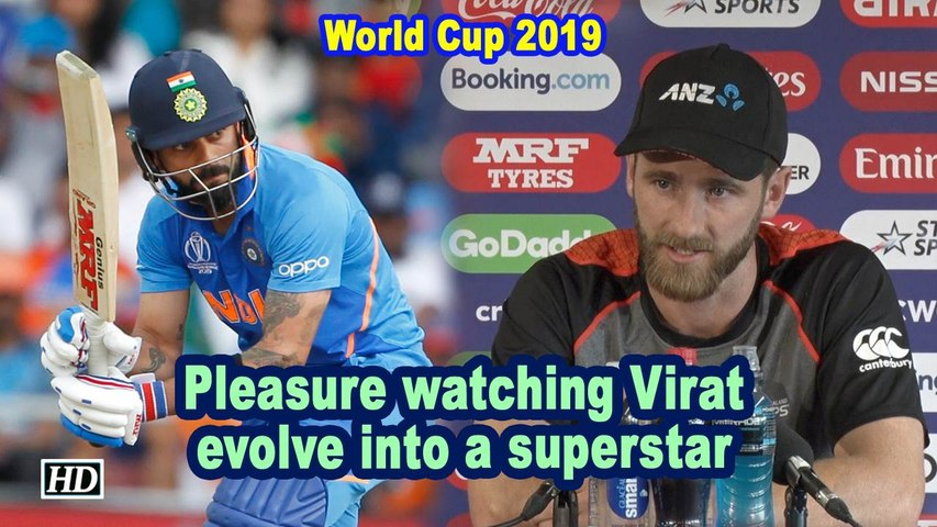 World Cup 2019 | Pleasure watching Virat evolve into a superstar: Williamson