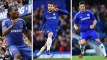 Veja os reforços mais caros da história do Chelsea
