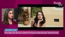 Vanessa Marano's Dark New Movie Shines Light on 'Insidious' Issue of Online Sexual Exploitation