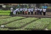 RTG/Début des vacances agricoles au siège d l'Institut d'Appui au Développement
